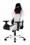 Игровое Кресло AKRacing ARCTICA (K700T_WT) white/black