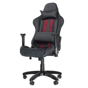 Кресло игровое Speedlink REGGER Gaming Chair, Black