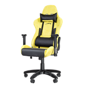 Кресло игровое Speedlink REGGER Gaming Chair, Yellow