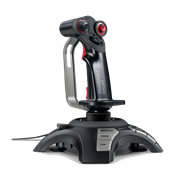 Джойстик Speedlink PHANTOM HAWK Flightstick, black