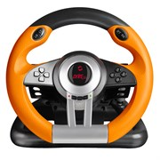 Руль Speedlink DRIFT O.Z. Racing Wheel (PC) Black-Orange