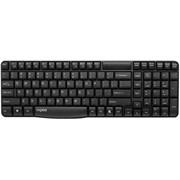 Клавиатура беспроводная Rapoo E1050, Black
