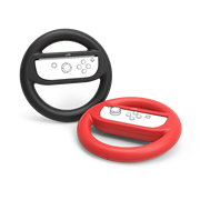 Комплект аксессуаров Speedlink RAPID Racing Wheel Set - for Nintendo Switch, black-red